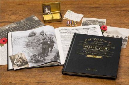 World War One - Centenary Book